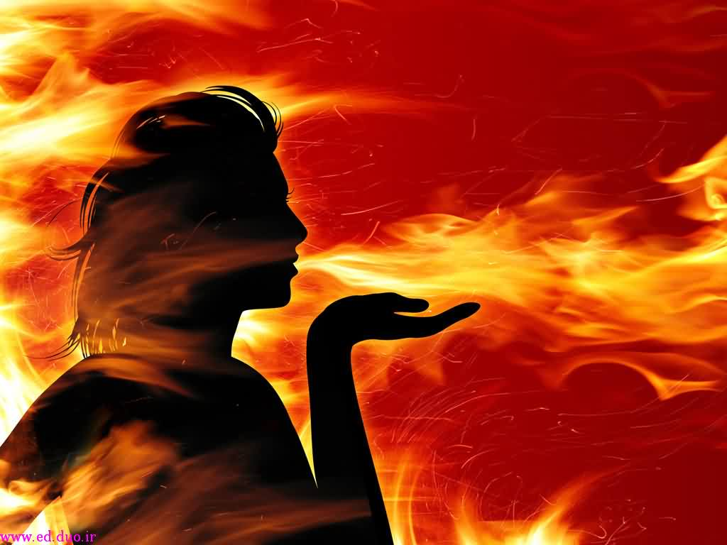 تکست رپ اجتماعی  رایگانبه نام ( دختران آتش )