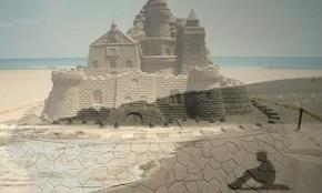 تکست دیسلاو رایگان به نام قلعه ی شنی